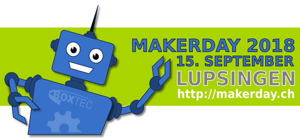 Makerday 2018